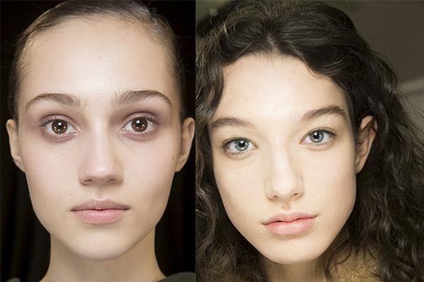 Естественный макияж 2018
