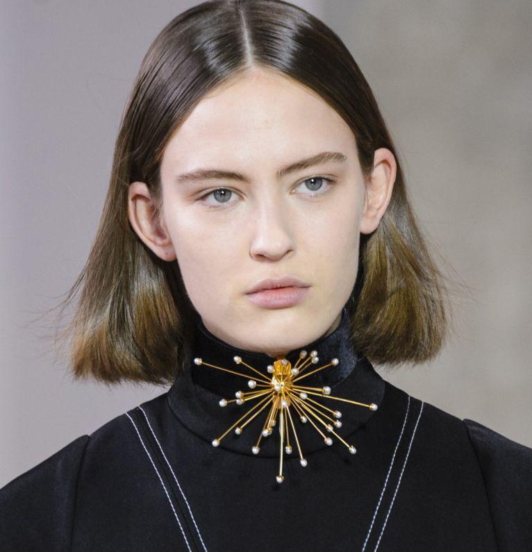 Модные женские броши осень-зима 2017-2018