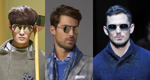 Модные мужские очки осень-зима 2017-2018