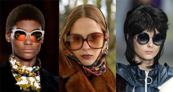 Модные солнцезащитные очки осень-зима 2017-2018