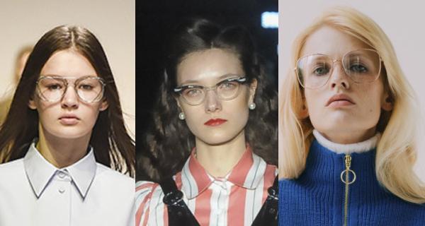 Модные женские очки для зрения