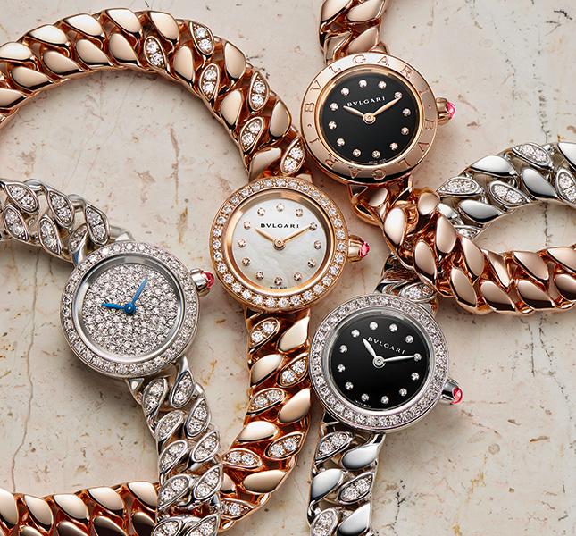 Женские золотые часы 2018