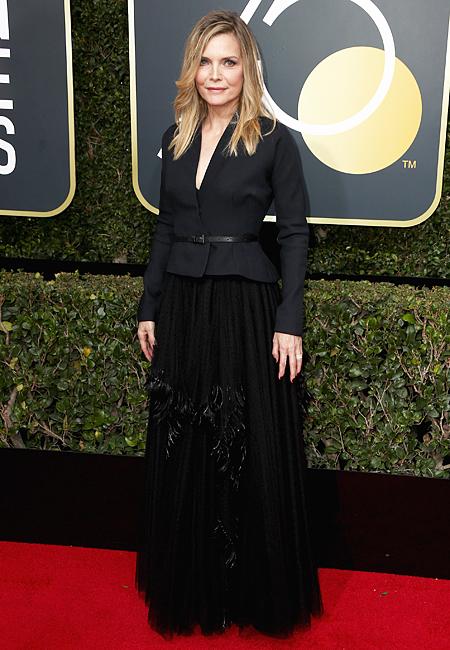 Мишель Пфайффер в Christian Dior Couture