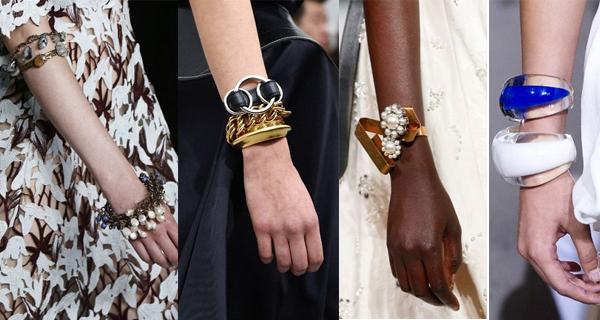 Золотые женские браслеты фото