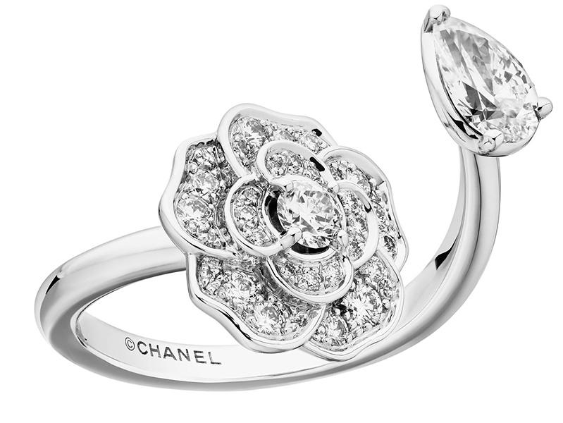 Кольцо Chanel