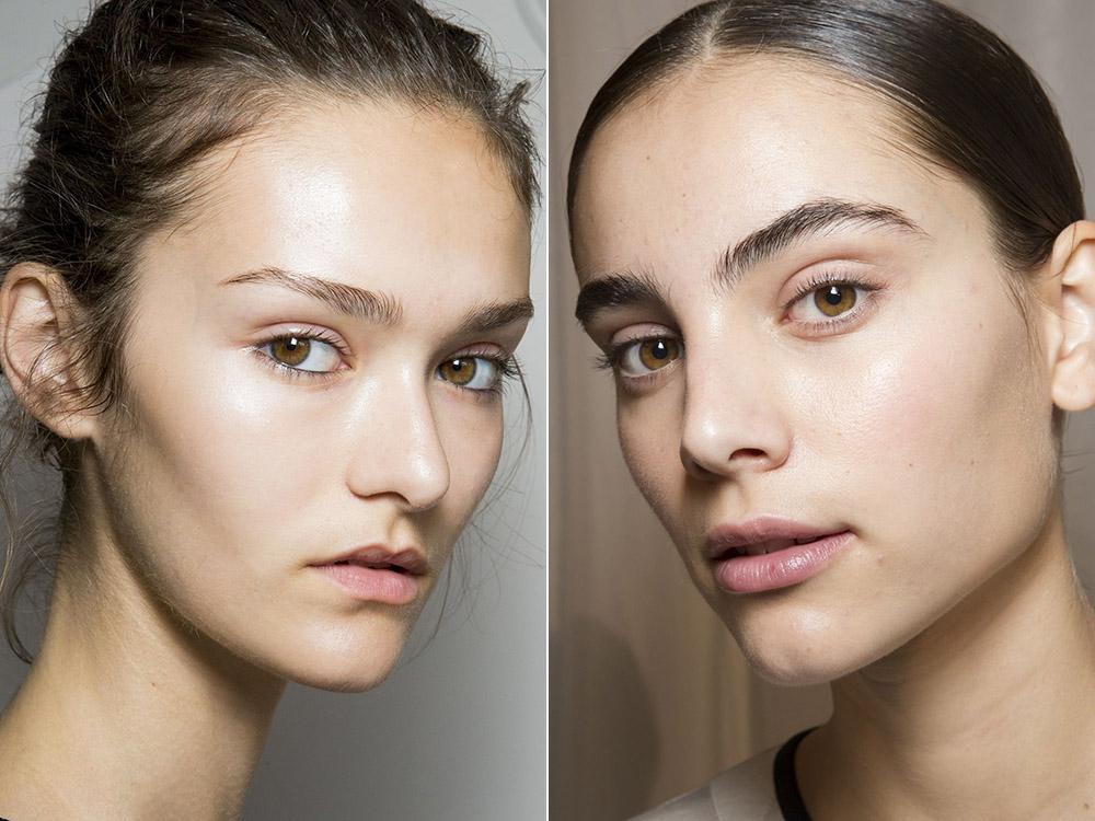 Легкий естественный макияж