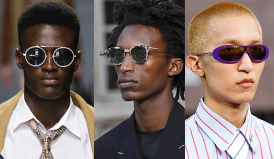 Модные мужские солнцезащитные очки весна-лето 2018 227857f5887