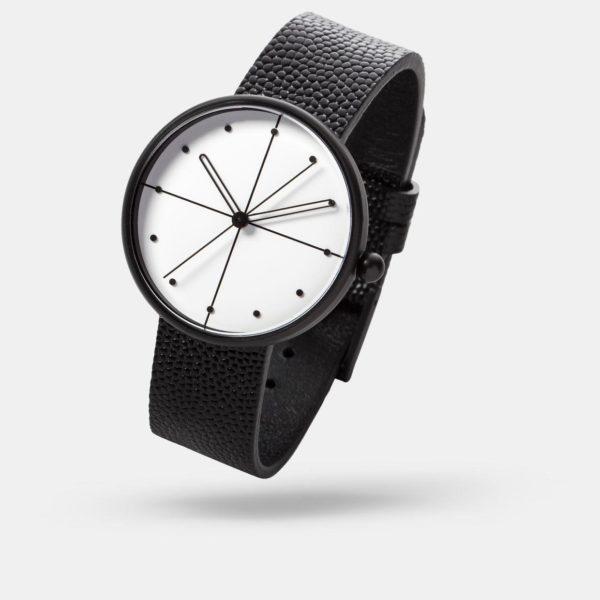 Черные женские часы 2019