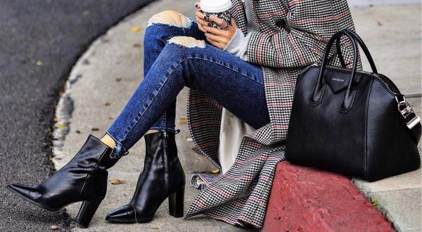 Женские джинсы 2019