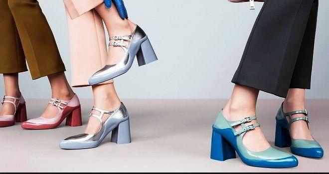 Женские туфли 2019