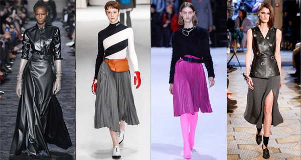 Женские юбки 2019