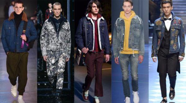 Мужские брюки 2019