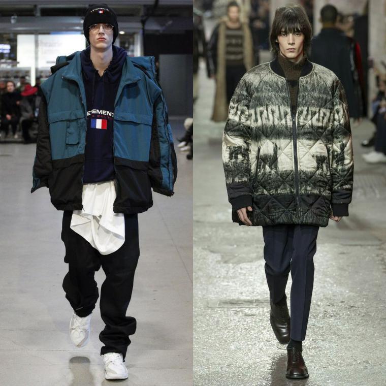 Зимние мужские куртки 2019