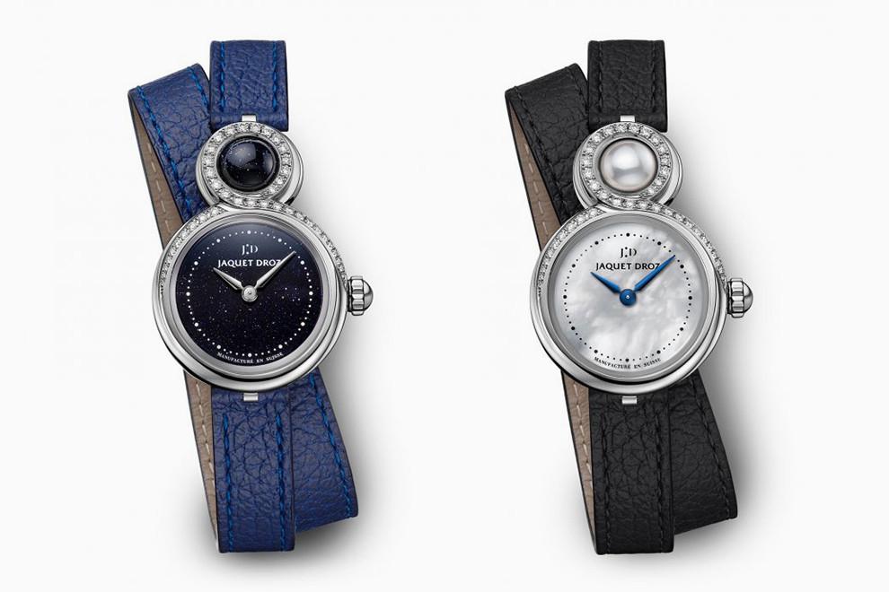Женские часы Jaquet Droz