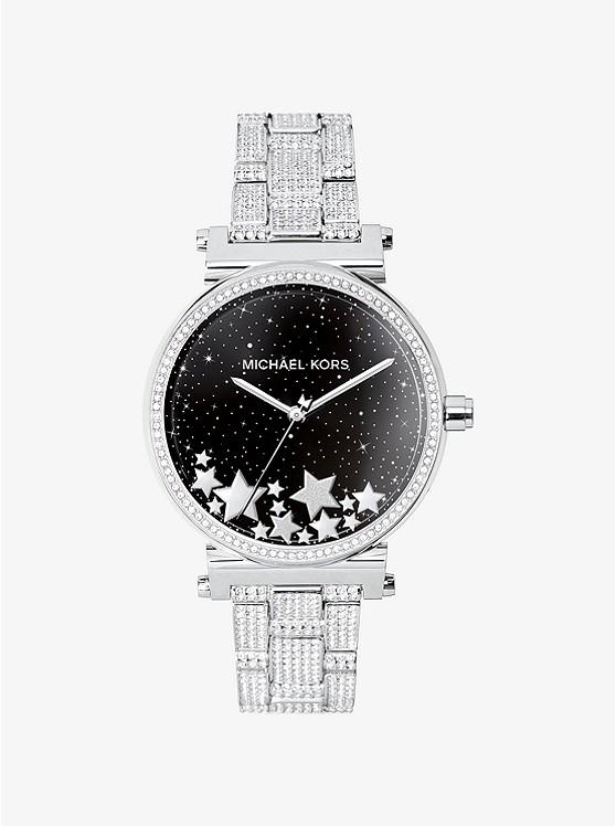 Часы Michael Kors со звездами