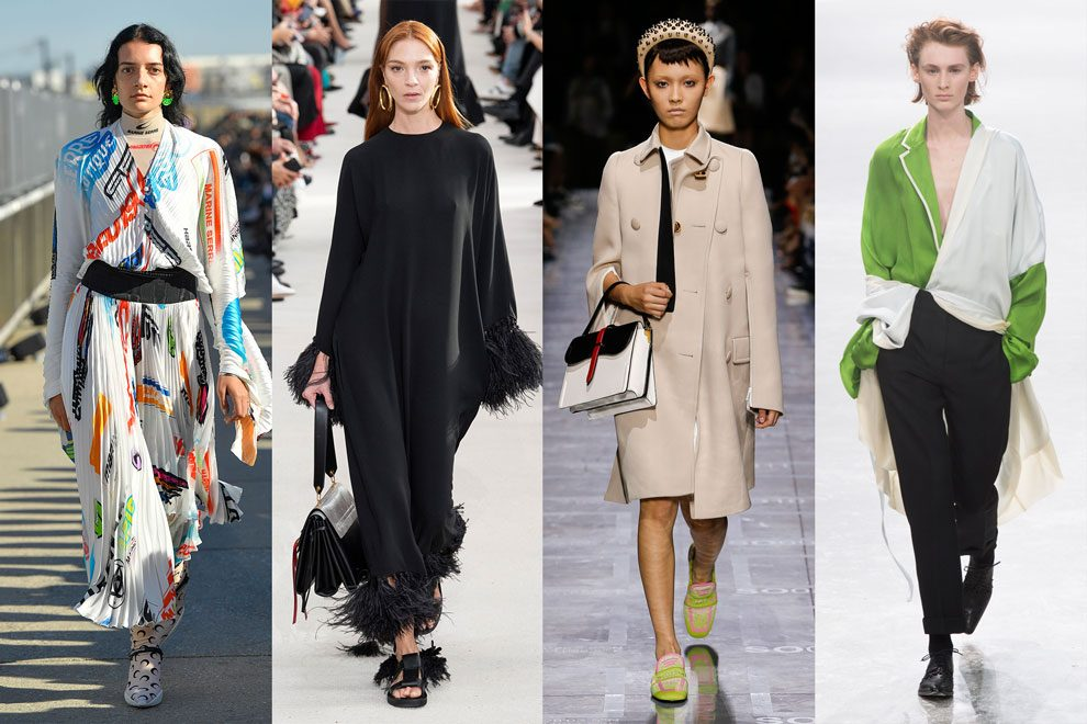 Женская весенняя обувь 2019
