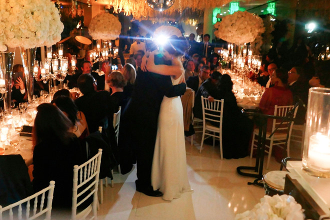 Свадьба Квентина Тарантино
