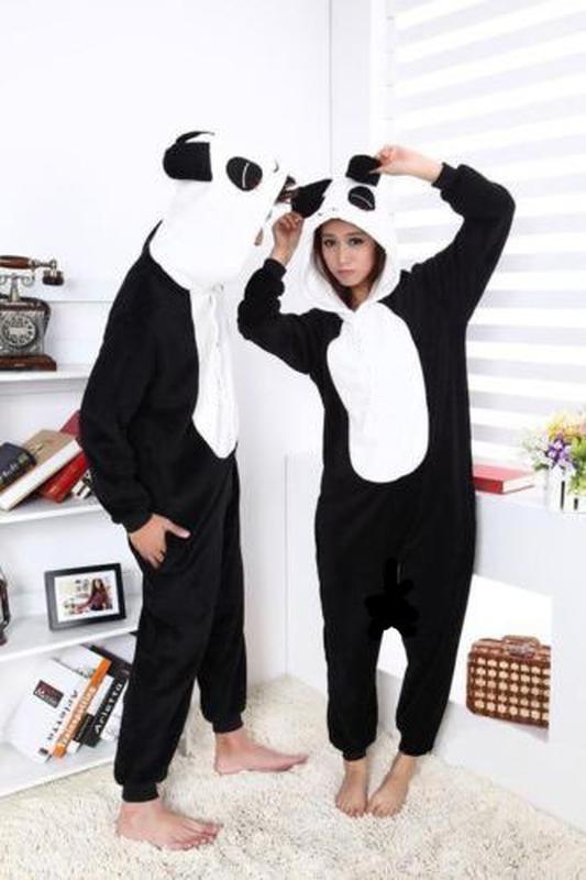 Кигуруми-панды