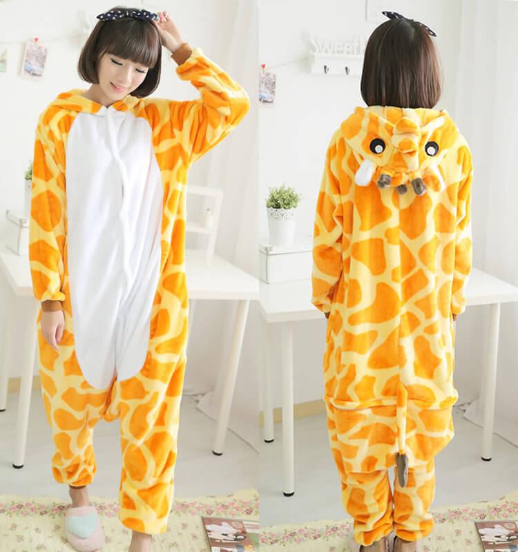 Кигуруми-жираф