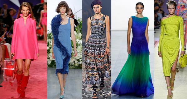 Весенние платья 2019