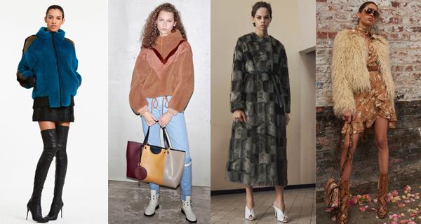 Модные женские шубы осень-зима 2019-2020