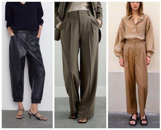 Модные женские брюки 2020