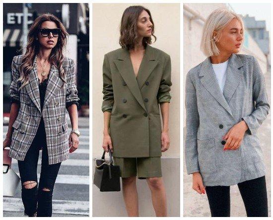 Базовые женские пиджаки 2020